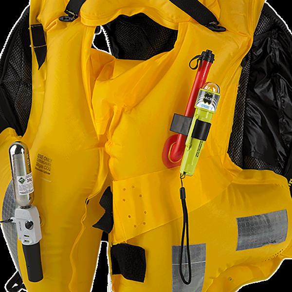 C strobe strobe marker lights life jacket