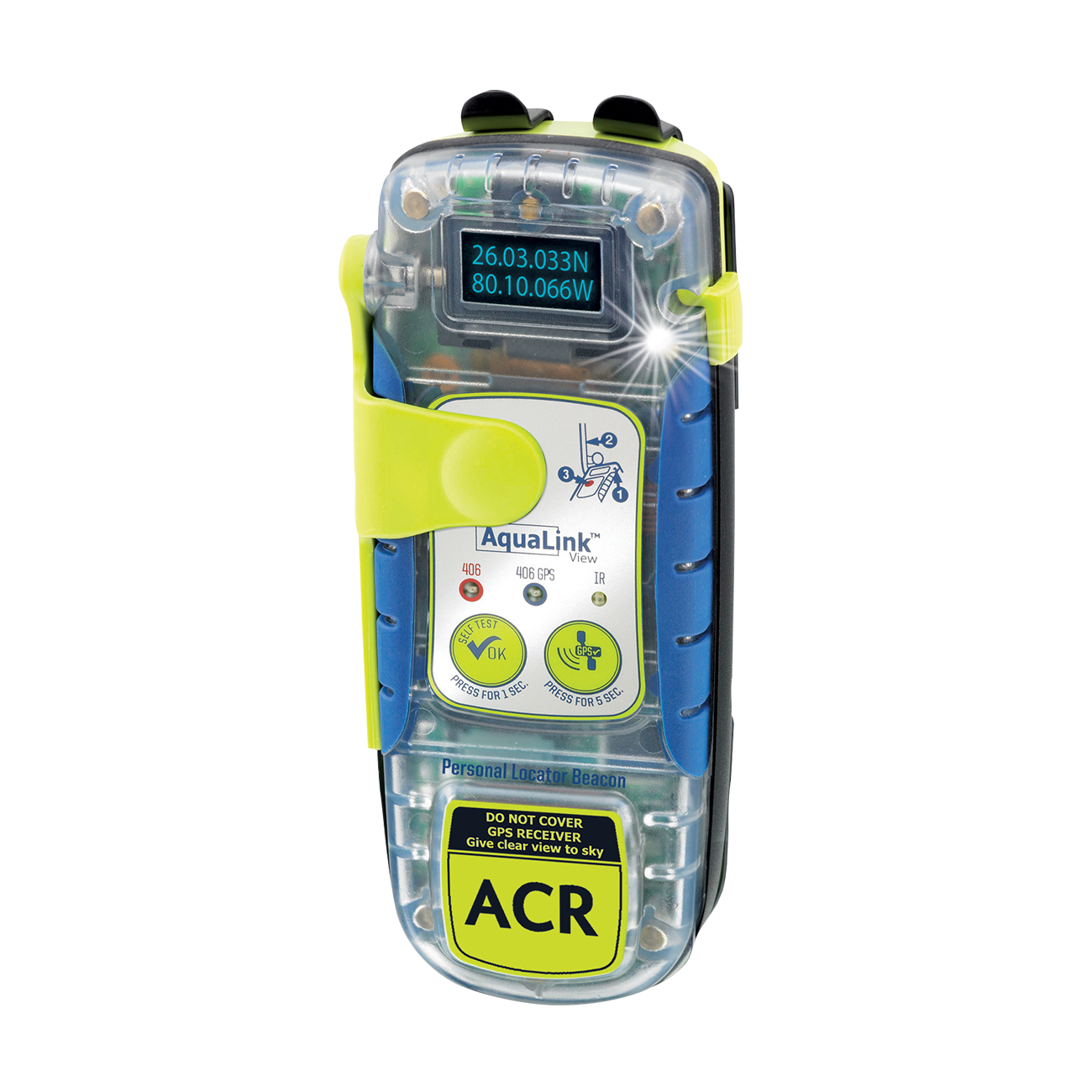 Acr   product   aqualink view   front